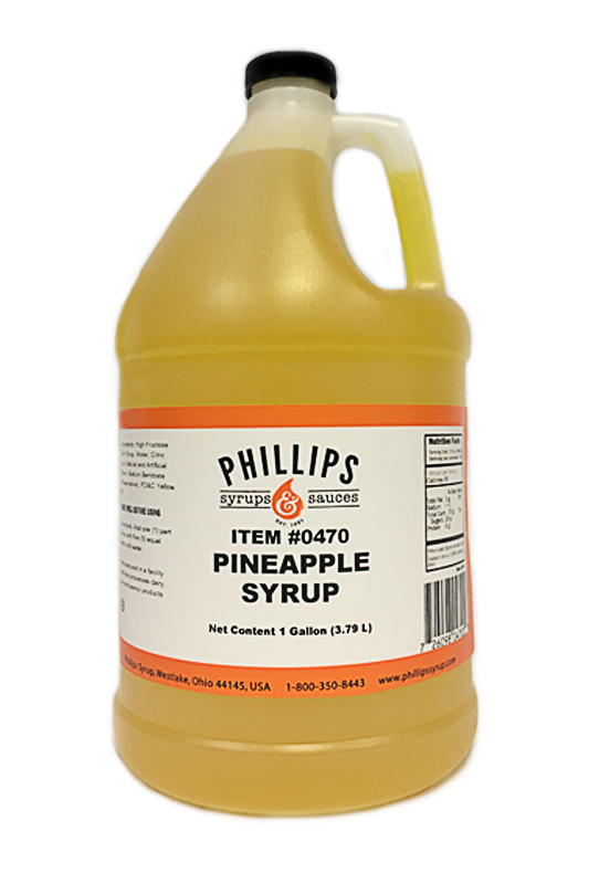 470 Pineapple Syrup