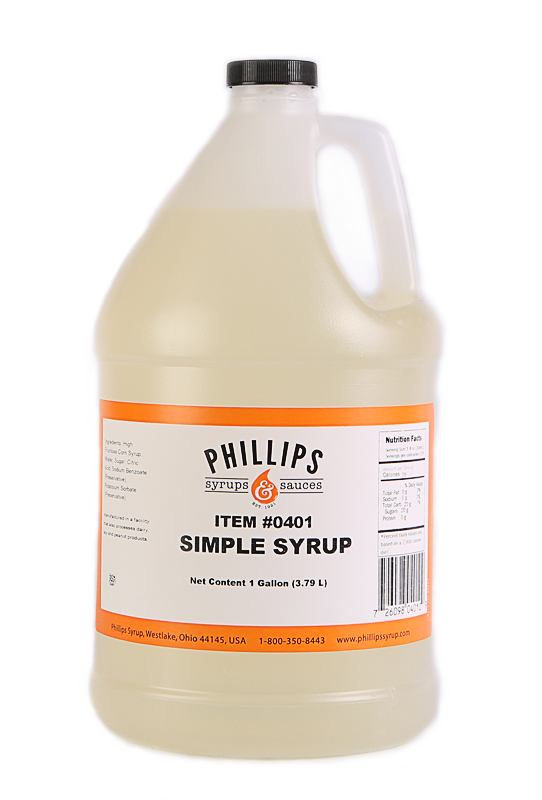 401 Simple Syrup