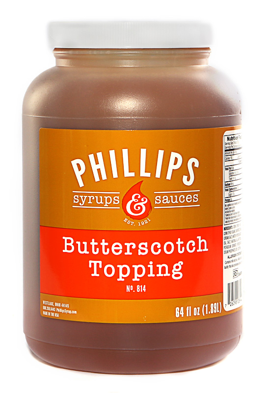 Butterscotch Topping E