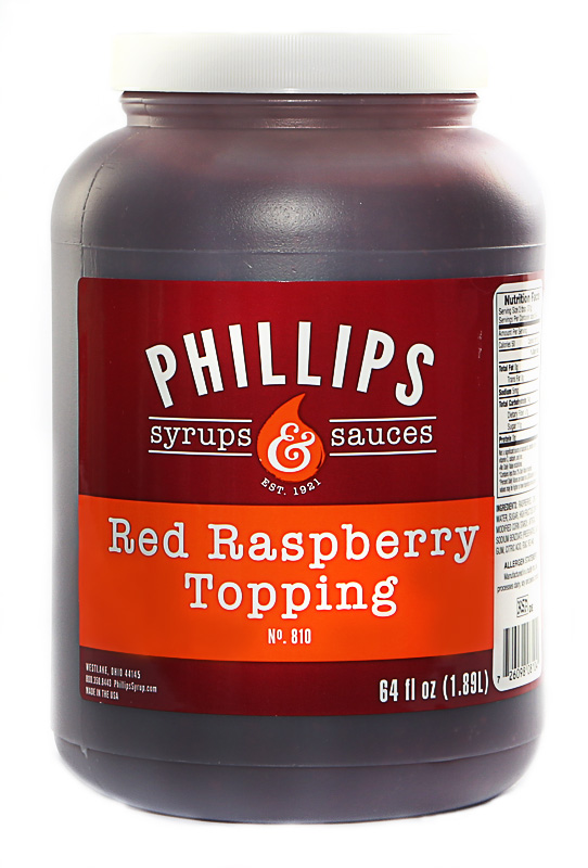Red Rasp Topping E